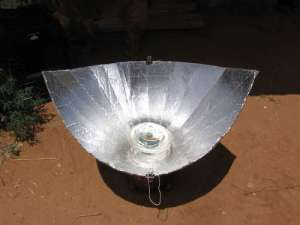 Solar-Funnel-Cooker 1